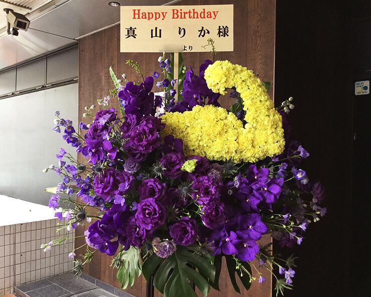 生誕祭スタンド花