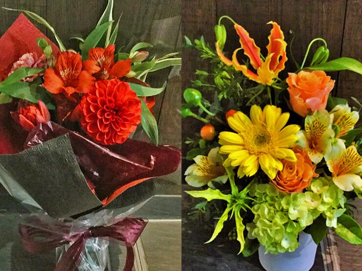 楽屋花 花束