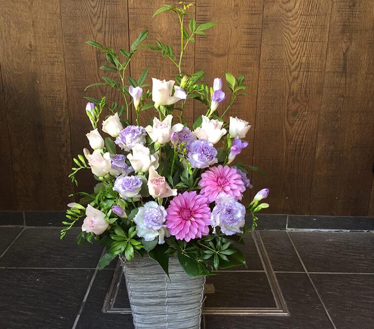 イベント楽屋花