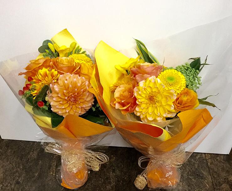 結婚祝い花束