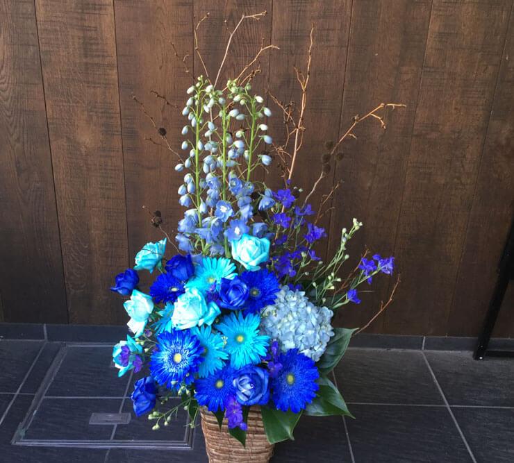 舞台公演祝い花