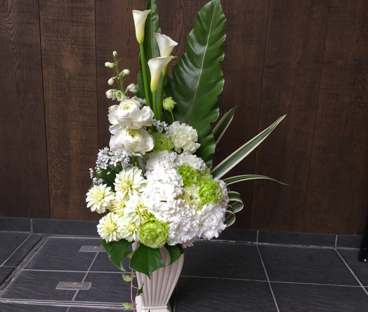 大森北開店祝い花