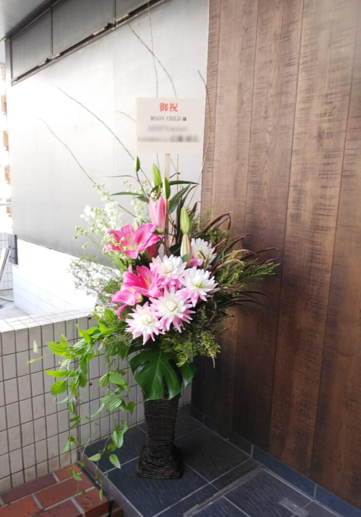 籠スタンド花
