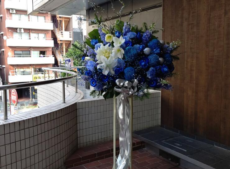 赤坂ACTシアター 加藤良輔様のTHE CONVOY SHOW VOI38『ONE!』ご出演祝いにお届けしたスタンド花