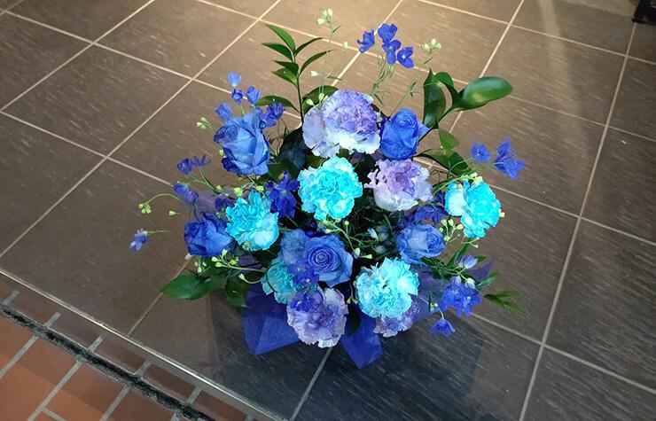 西麻布 アイランド様の開店祝い花